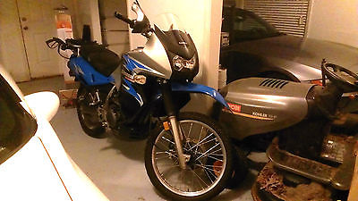 Kawasaki : KLR Kawasaki KLR-650 Excellent Condition