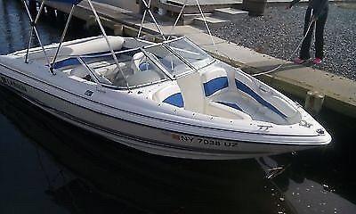 2003 180 Larson Bowrider, 3.0 mercruiser, trailer,