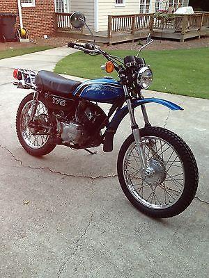 1974 Kawasaki Enduro Motorcycles for sale