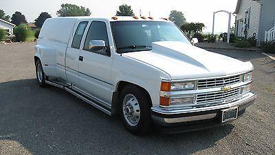 Chevrolet : C/K Pickup 3500 Chevrolet 1994 Dually One Owner