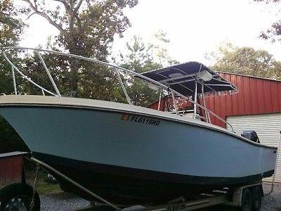 Mako boat