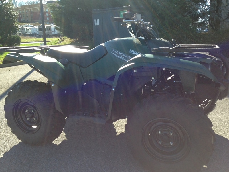 2005 yamaha rhino motorcycles for sale for Yamaha kodiak 700 top speed