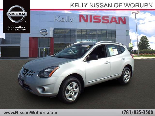 2014 Nissan Rogue Select Sport Utility AWD 4dr S