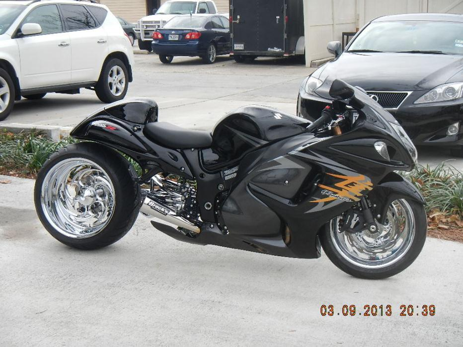 2009 Hayabusa Stretched Motorcycles For Sale