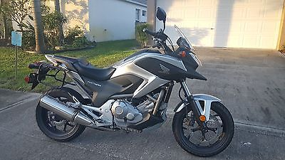 Honda : Other 2013 nc 700 x less than 2 k miles