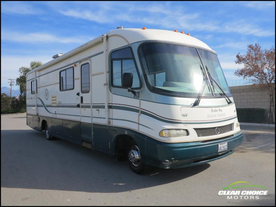 1996 Holiday Rambler VACATIONER 33CS