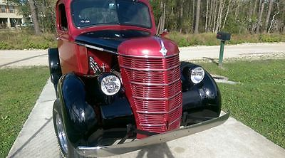International Harvester : Other D2 half ton 1937 international harvester truck d 2 half ton pickup
