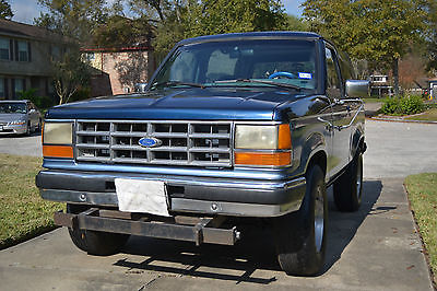 Ford : Bronco II XLT Ford Bronco II XLT
