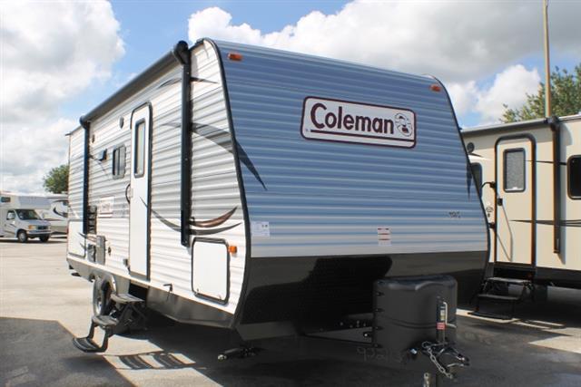 2016 Coleman Coleman CTS15BHWE