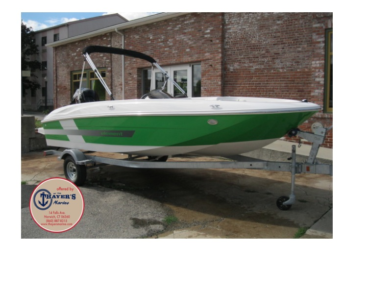 2016 Bayliner 180 Element