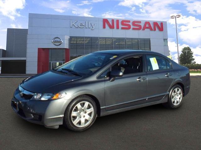 2011 Honda Civic Car 4dr Auto LX