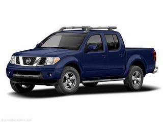 2009 Nissan Frontier Pro4x