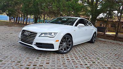 Audi : A7 prestige car