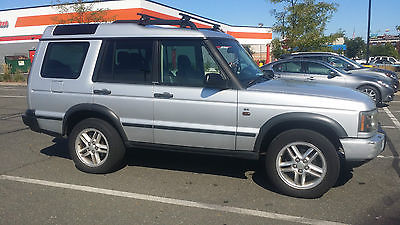 Land Rover : Discovery S Sport Utility 4-Door Land Rover 2004