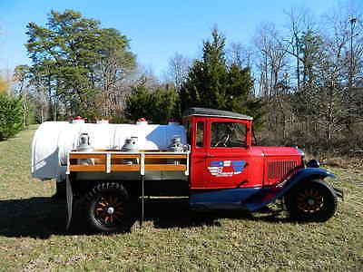 Dodge : Other Pickups 1 Ton Dodge Brothers Tanker  1930 dodge brothers 1 ton tanker truck older restoration