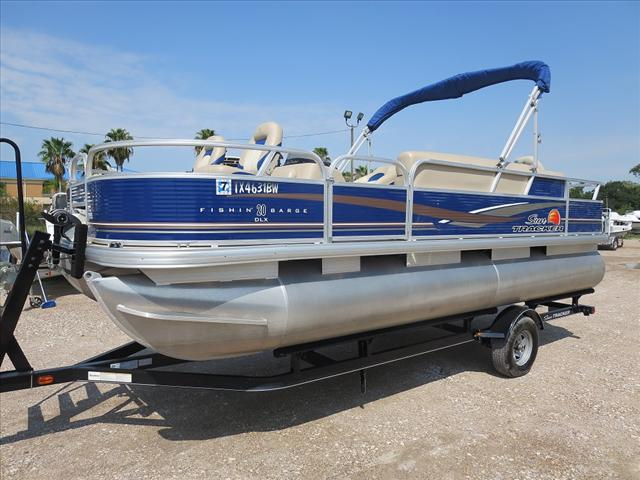 2013 Sun Tracker Signature Pontoon Fishin' Barge 20 DLX