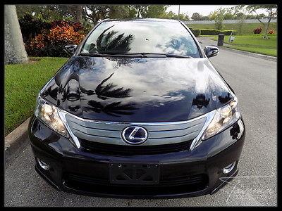 Lexus : HS 2010 hs 250 h navigation rear view camera touring pkg 35 city mpg xenon fl