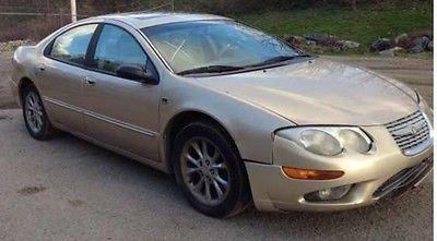 Chrysler : 300 Series 300M 4D SEDAN 1999 chrysler 300 m 4 d sedan as is
