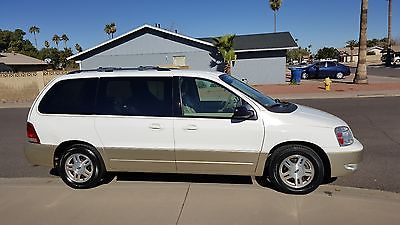 Ford : Freestar Limited Mini Passenger Van 4-Door 2004 ford freestar limited van