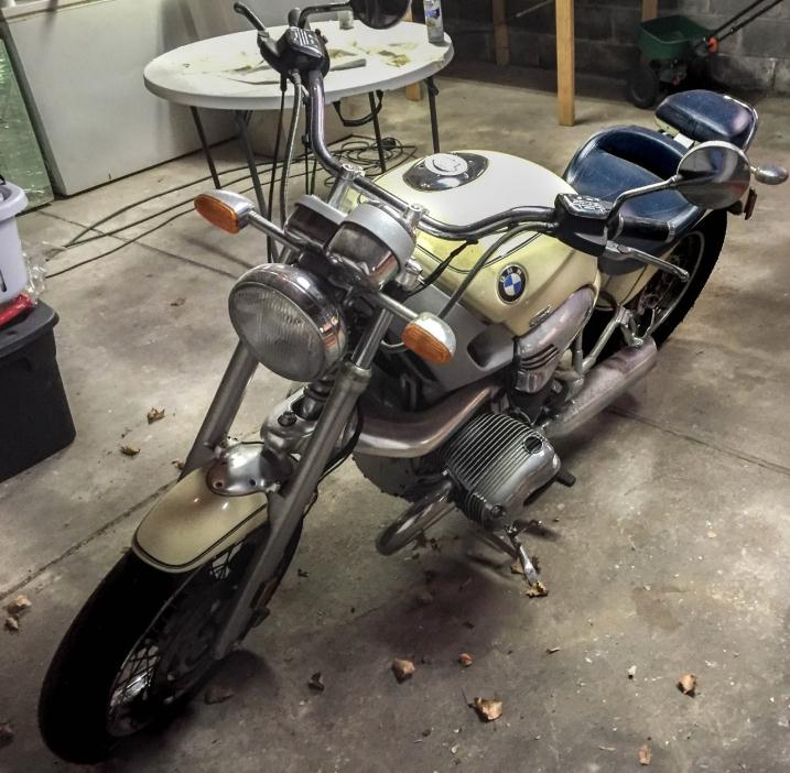 Bmw R1200c 1998 Motorcycles For Sale