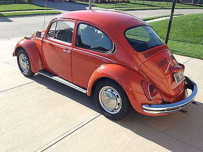 Volkswagen : Beetle - Classic Sedan 3 1971 volkswagen standard beetle