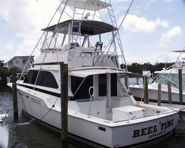 1982 Bertram Sport Fish