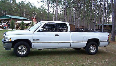 Dodge : Ram 2500 EX CAB 1996 dodge 5.9 12 v diesel ram 2500 super clean
