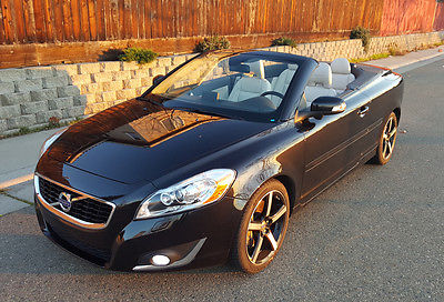 Volvo : C70 T5 Platinum Convertible 2-Door 2012 volvo c 70 t 5 platinum convertible only 38 k mi navigation leather dash