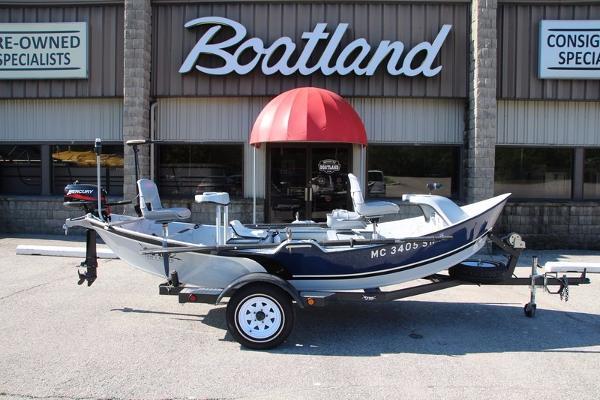 2001 Hyde 16' Drift Boat