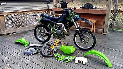 Kawasaki : KX KX 500 Monster