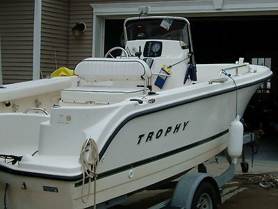 Trophy 19 Center Console Boats For Sale