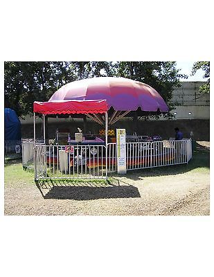 Combo Cars Carnival Ride For Sale