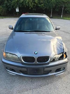 BMW : 3-Series 2003 330 i zhp 172 k miles 6 speed