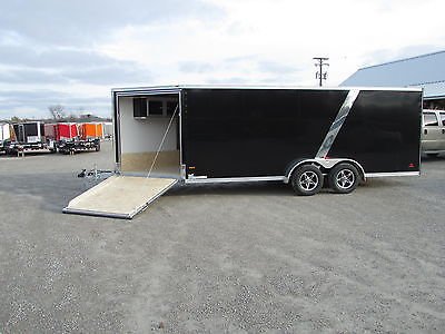 RC 3 PLACE SNOWMOBILE ENCLOSED TRAILER 7X23 *WINTER BLOWOUT SALE* DR TRAILER