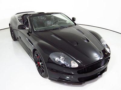 Aston Martin : DBS 2dr Volante 2011 aston martin dbs volante v 12 super clean