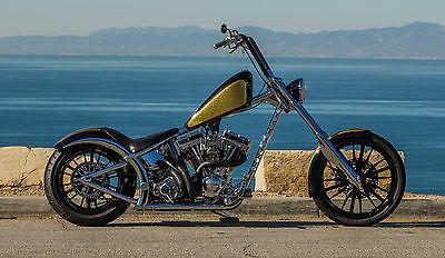 Custom Built Motorcycles : Chopper El Diablo II