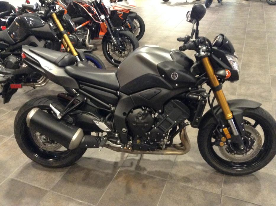 Yamaha fz8 motorcycles for sale in san diego california for San diego yamaha motorcycle dealers