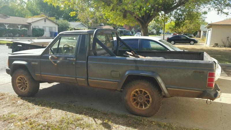 1986 Jeep Comanche Cars For Sale