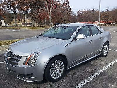 Cadillac : CTS Luxury 2011 cadillac cts 4 low low miles