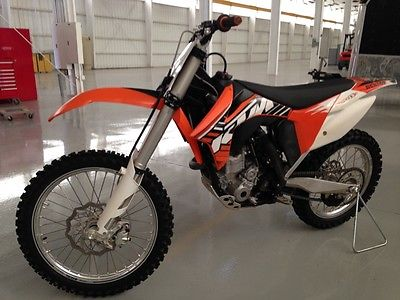KTM : SX KTM Moto Cross Bike