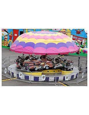 Motorcycle Jump Carnival Ride For Sale