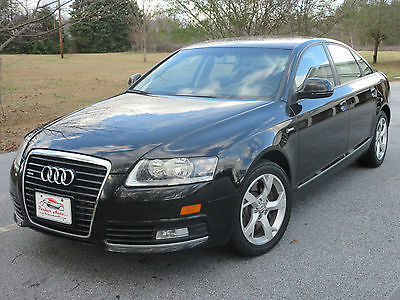 Audi : A6 SUPERCHARGED NAV SUNROOF AUTO PADDLE SHIFT HEATED SUPERCHARGED NAV SUNROOF AUTO PADDLE SHIFT HEATED SEATS LOOK ! LIKE 2009 2011