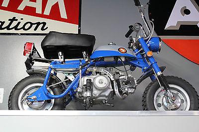 Honda : Other 1969 honda z 50 minitrail restored 50 cc motorcycle