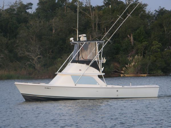 1974 Bertram Sport Fish
