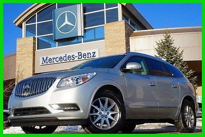 Buick : Enclave Leather 2014 leather used 3.6 l v 6 24 v automatic fwd suv onstar