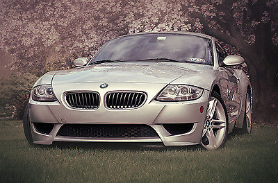 BMW : M Roadster & Coupe E86 2007 bmw m coupe