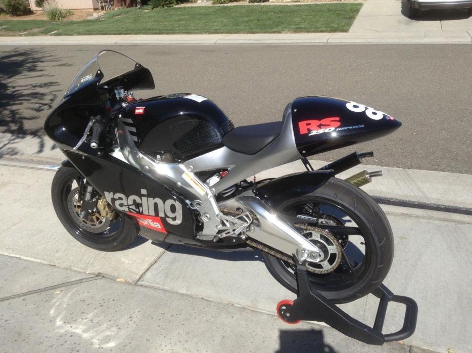 Aprilia Rs Motorcycles For Sale