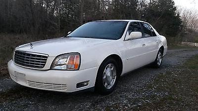 Cadillac : DeVille Base Sedan 4-Door 2002 cadillac deville