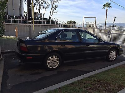 Honda : Accord 1996 honda accord
