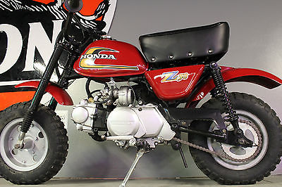 Honda : Other 1979 honda z 50 reconditioned 50 cc motorcycle